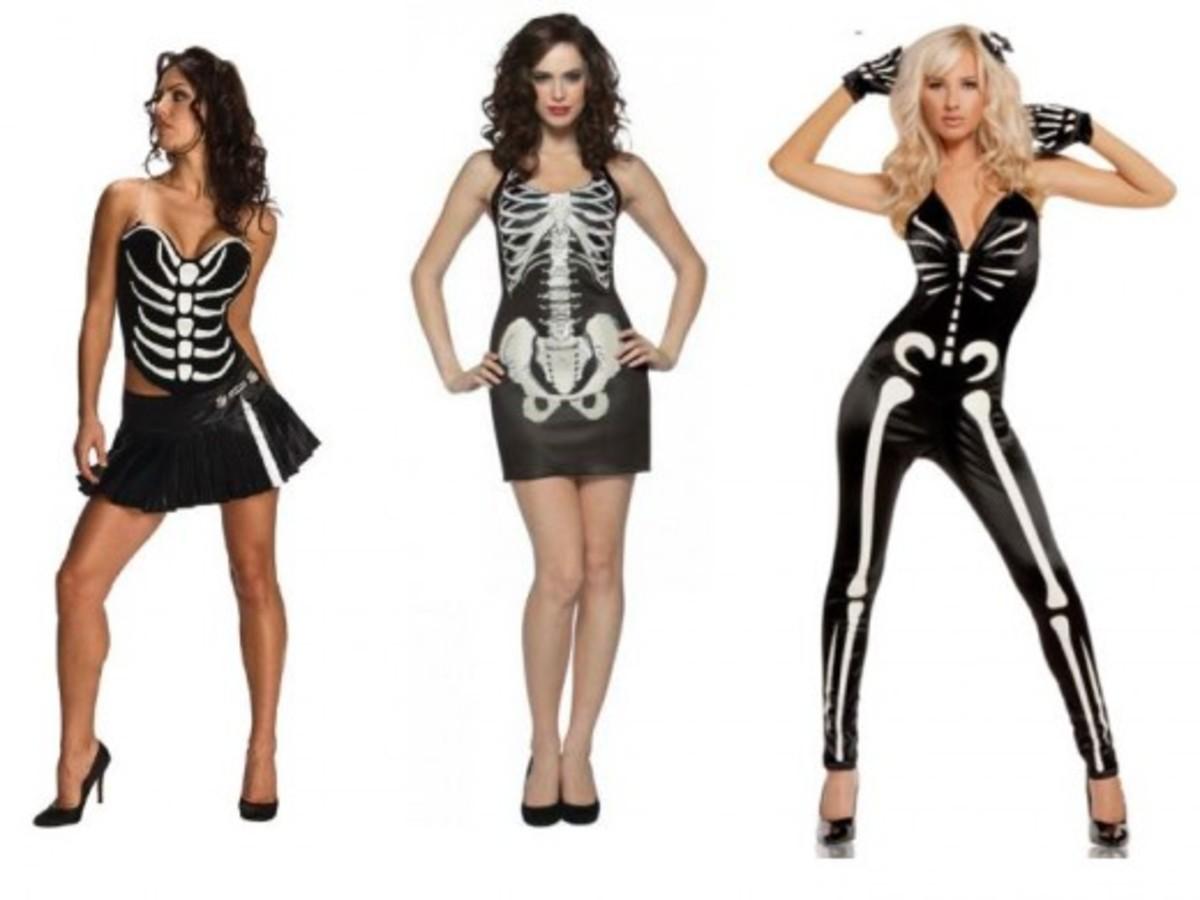 Women Skeleton Costumes