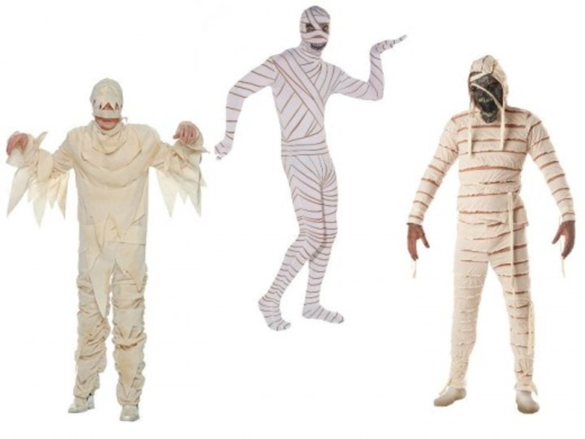 Men Mummy Costumes