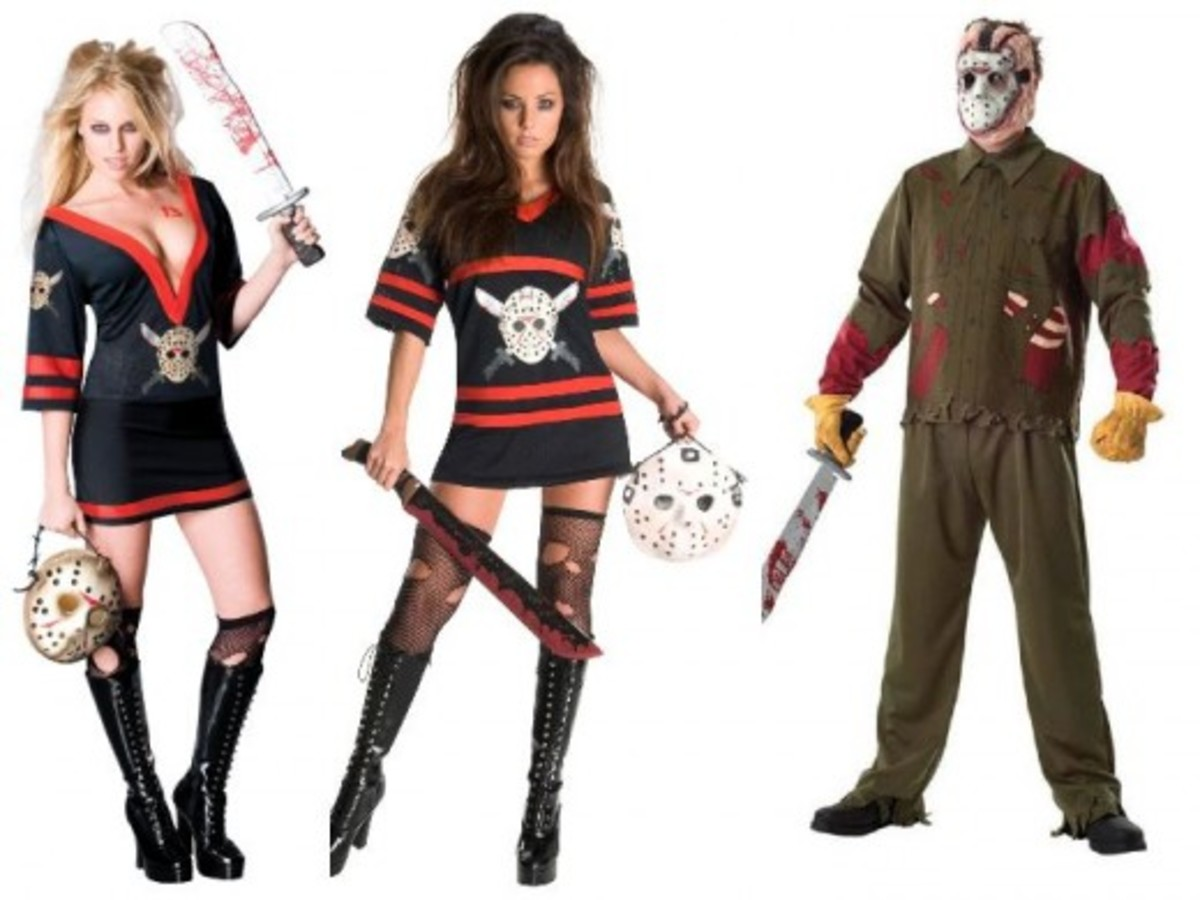 Adult Jason Voorhees Costumes