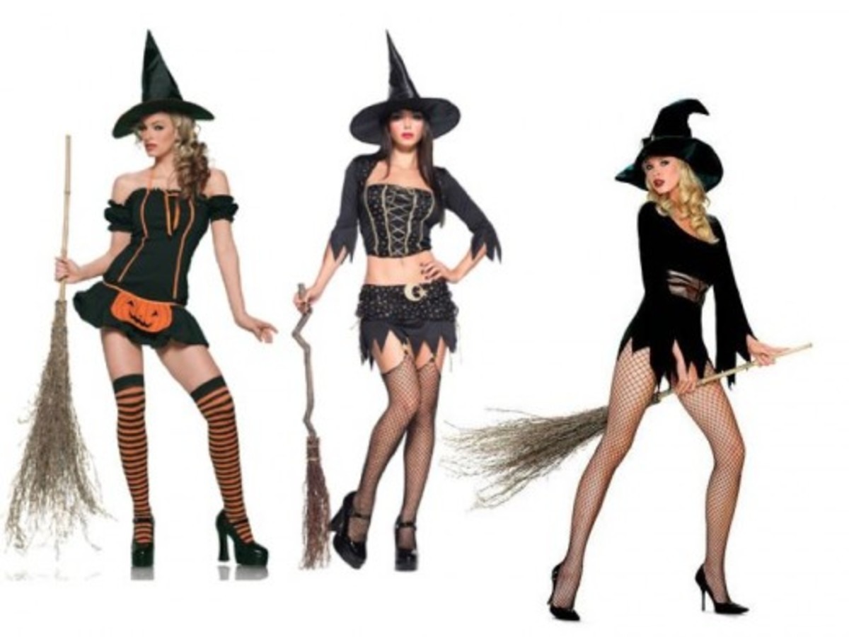 Adult Witch Costumes