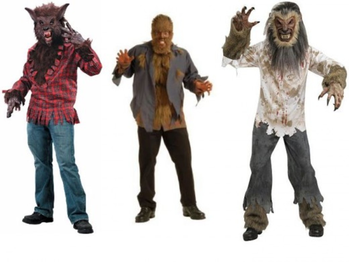 Men Werewolf Costumes