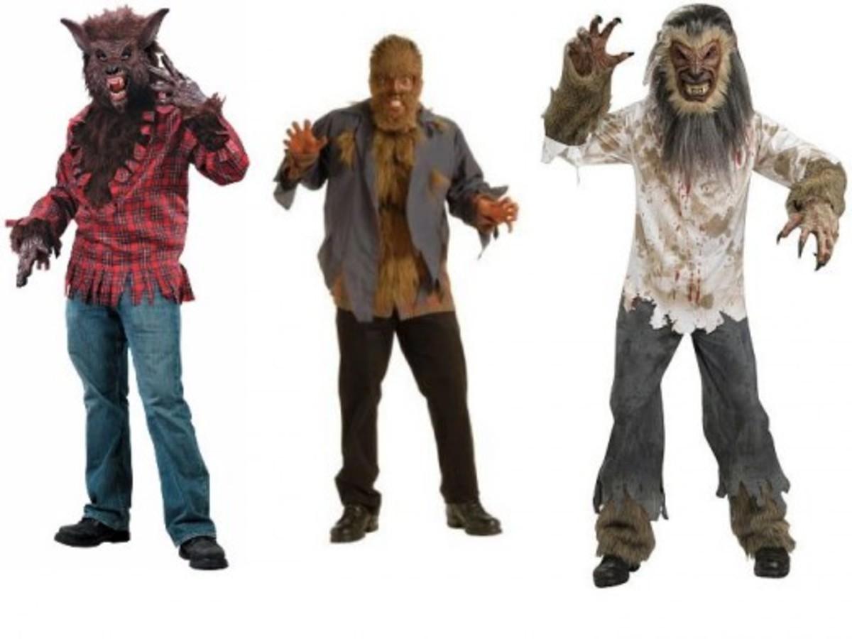 Men Werewolf Costumes