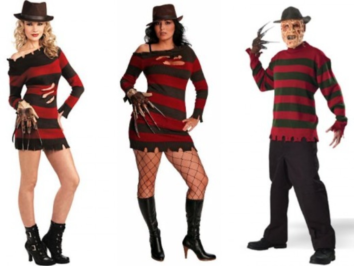 Adult Freddy Krueger Costumes