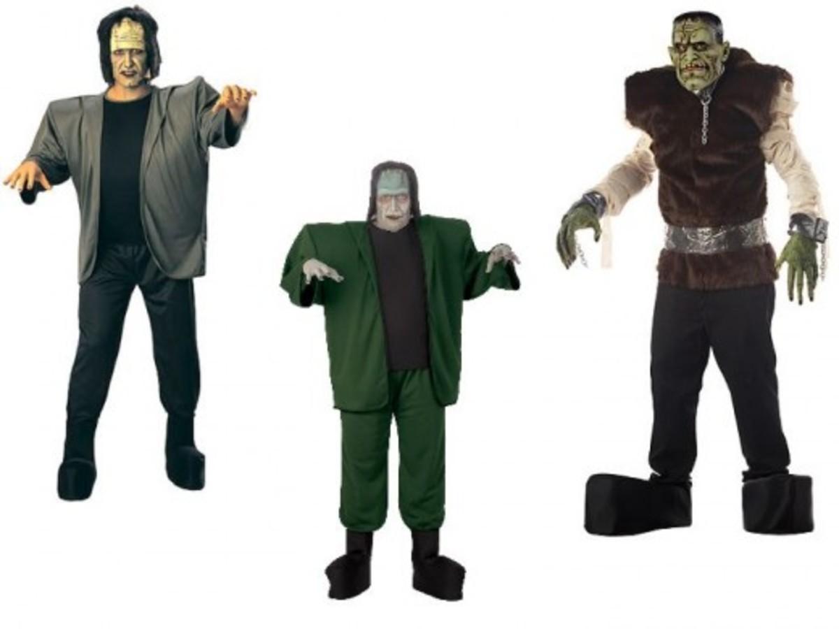 Men Frankenstein Costumes