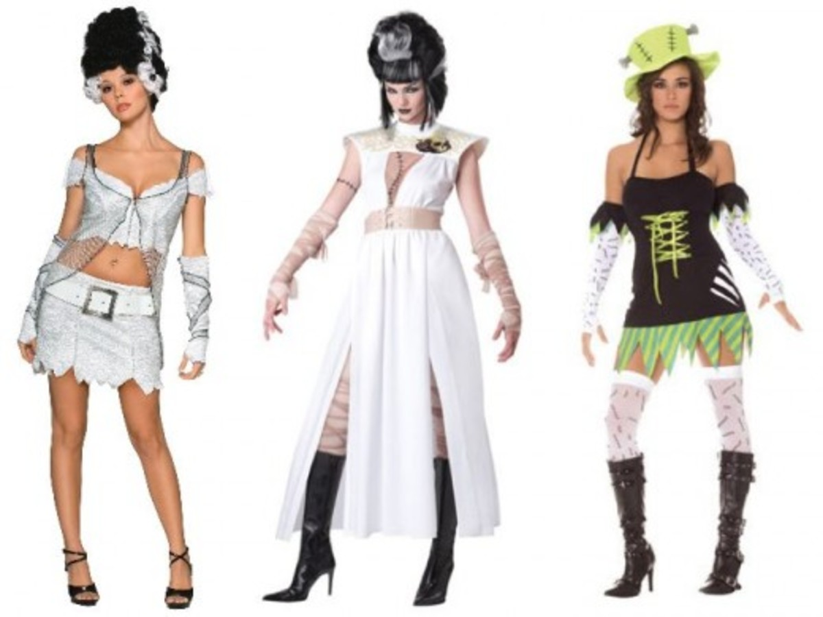 Women Frankenstein Costumes