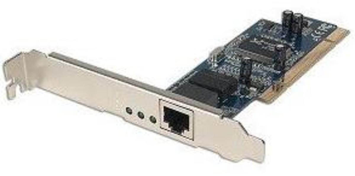 Ethernet Card / Network Adapter Card