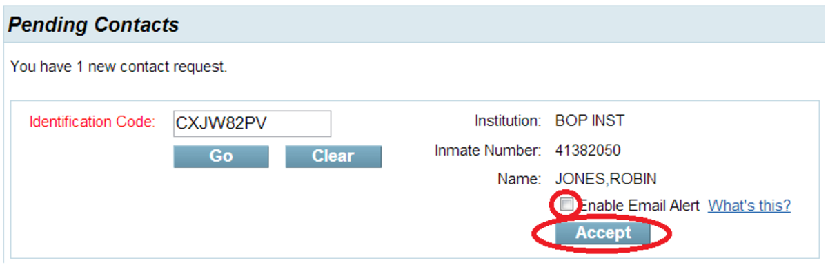 Step 5: Enable email alerts