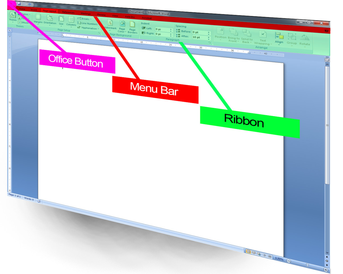 How do i make a Booklet On Microsoft word 2003 to Make 2 A4 Sheets folded together?
