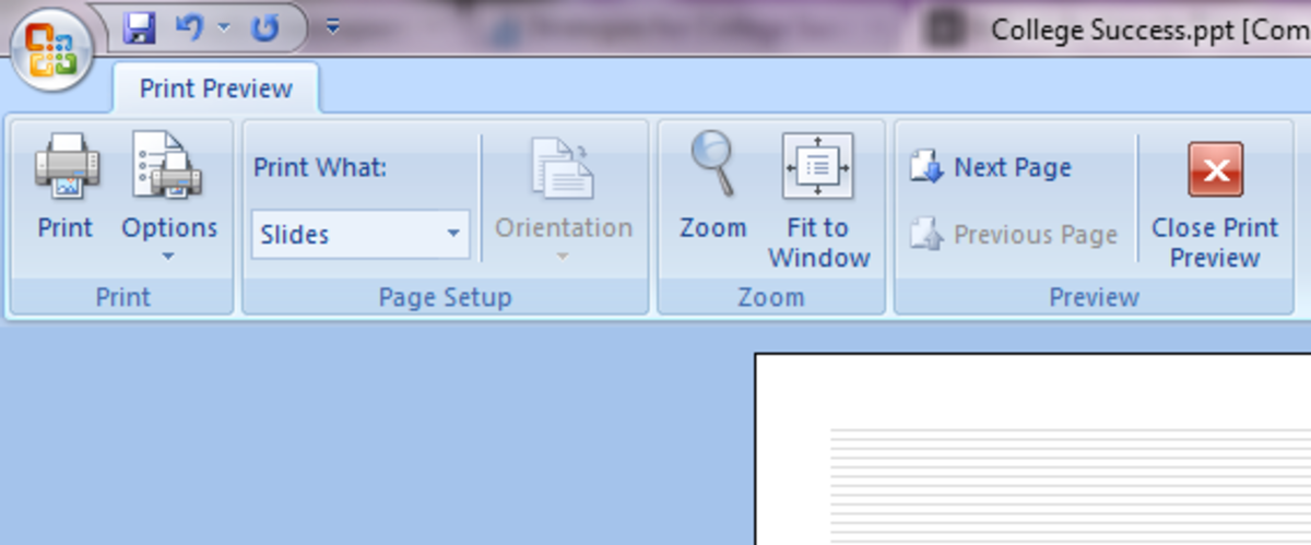 how-to-print-handouts-with-notes-using-powerpoint-2007