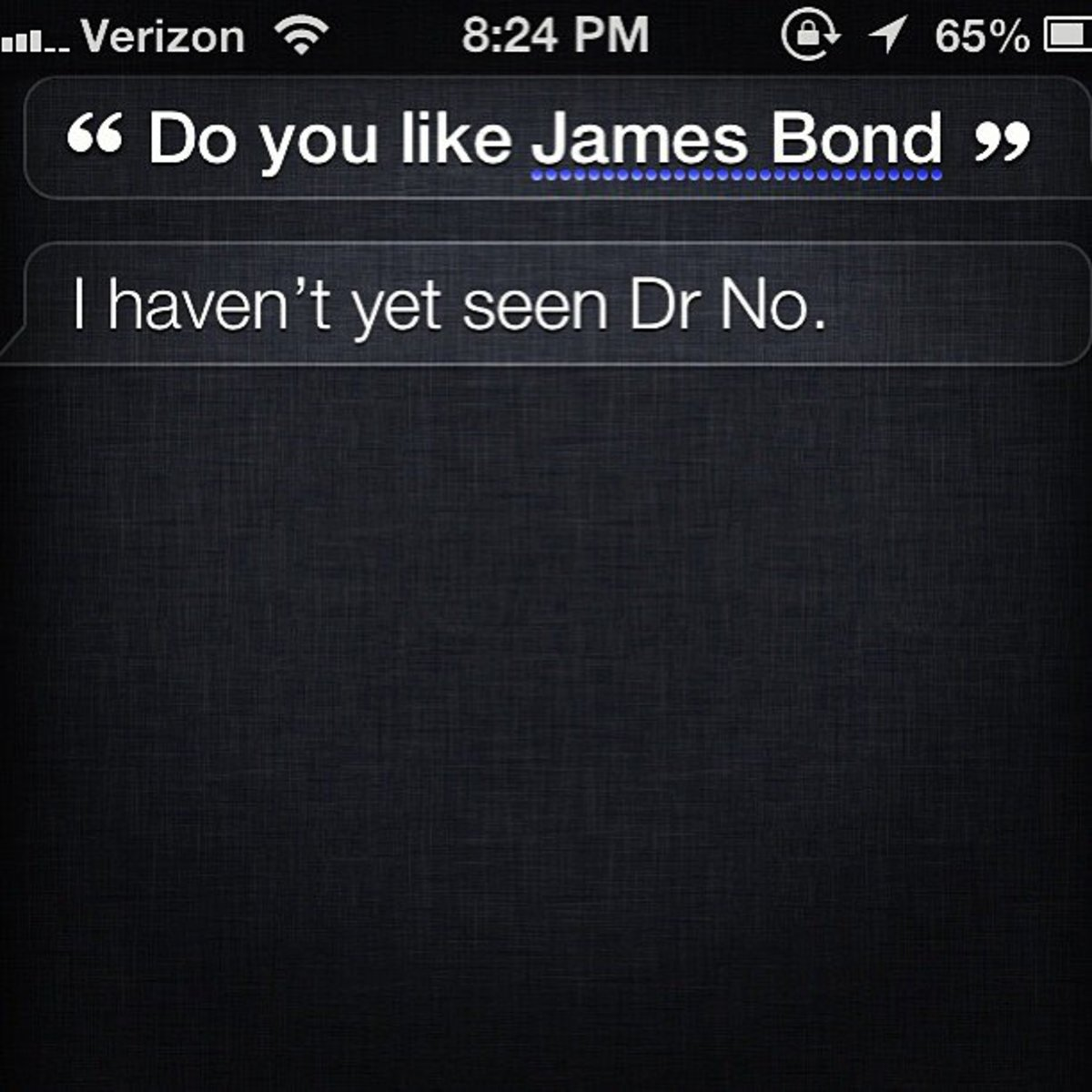 "If you have an iPhone with Siri and like hockey, then for a good laugh ask her ""where was the magic man born""."