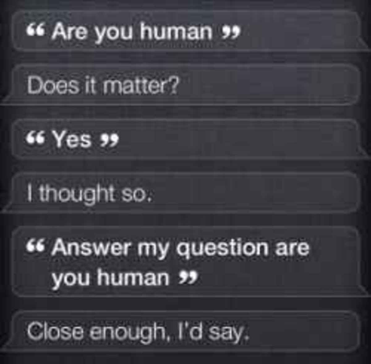 Funny Things to Ask Siri - Questions - 46.6KB