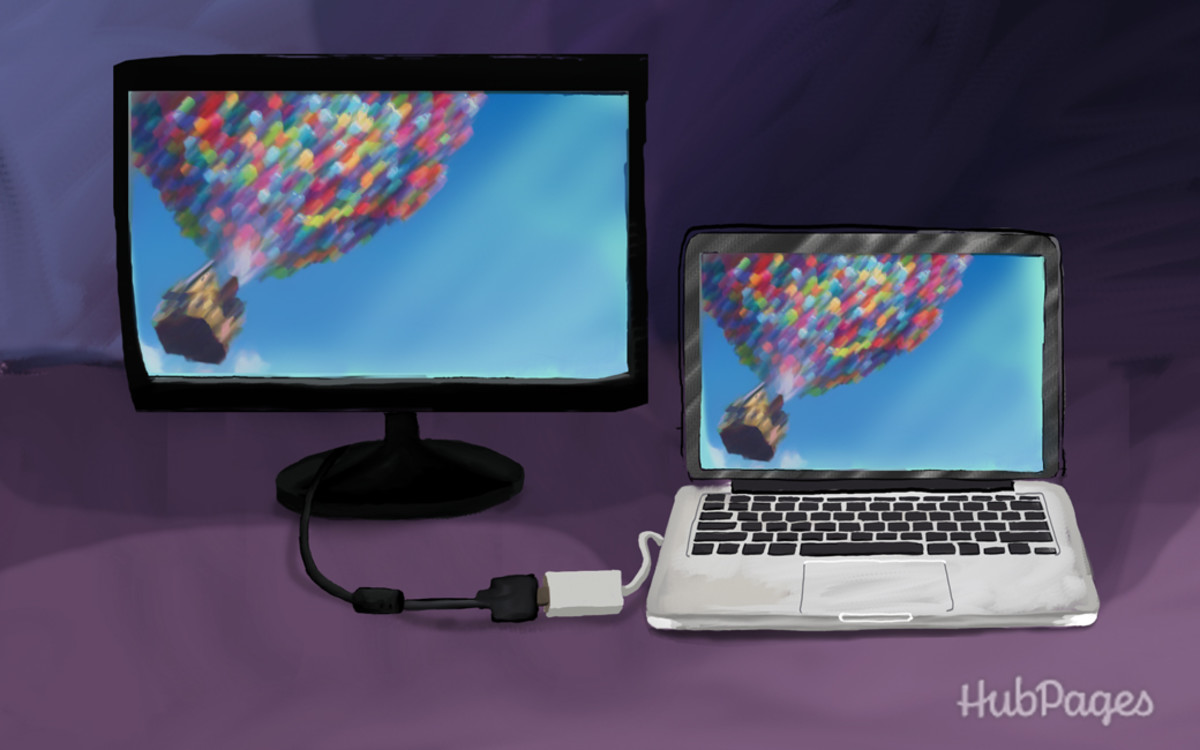 How to Connect a Macbook to a TV Using HDMI | TurboFuture