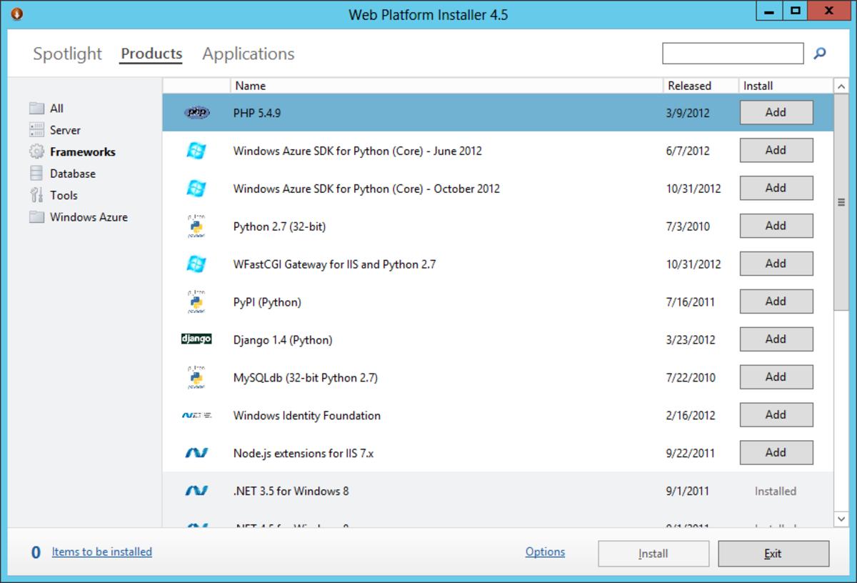 How to setup IIS 8 and PHP on Windows Server 2012   TurboFuture