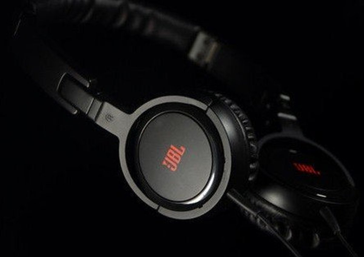 JBL produces some fantastic over-ear headphones as well. Their earphones contain the same kind of quality construction.