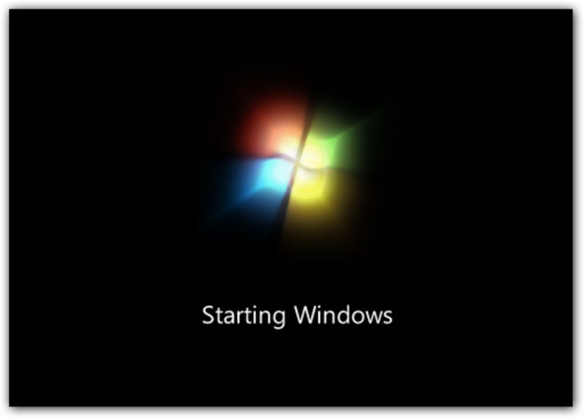Note how many times faster than usual your Windows is now loading ;)