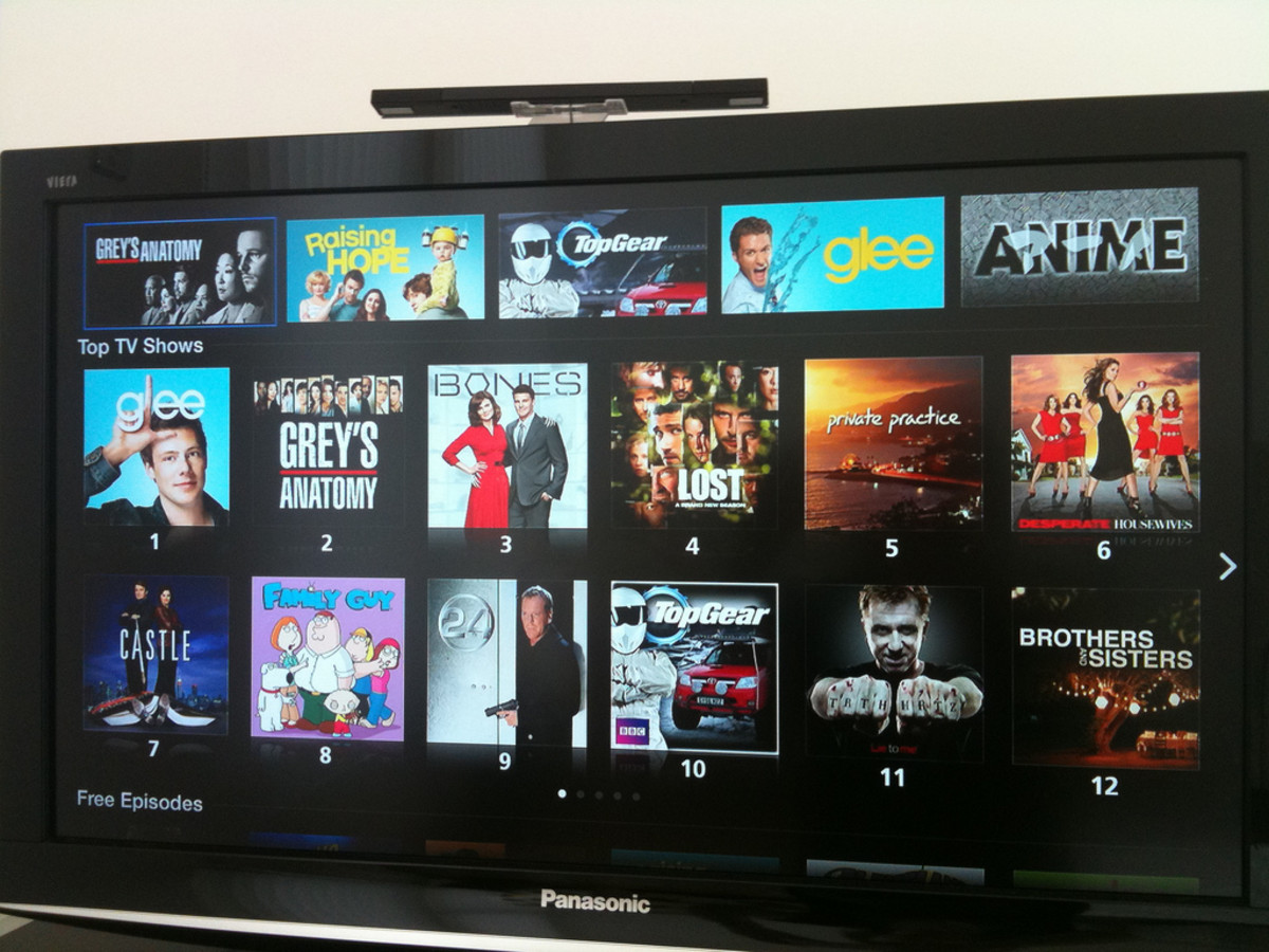 Watch movies and TV shows directly on Apple TV