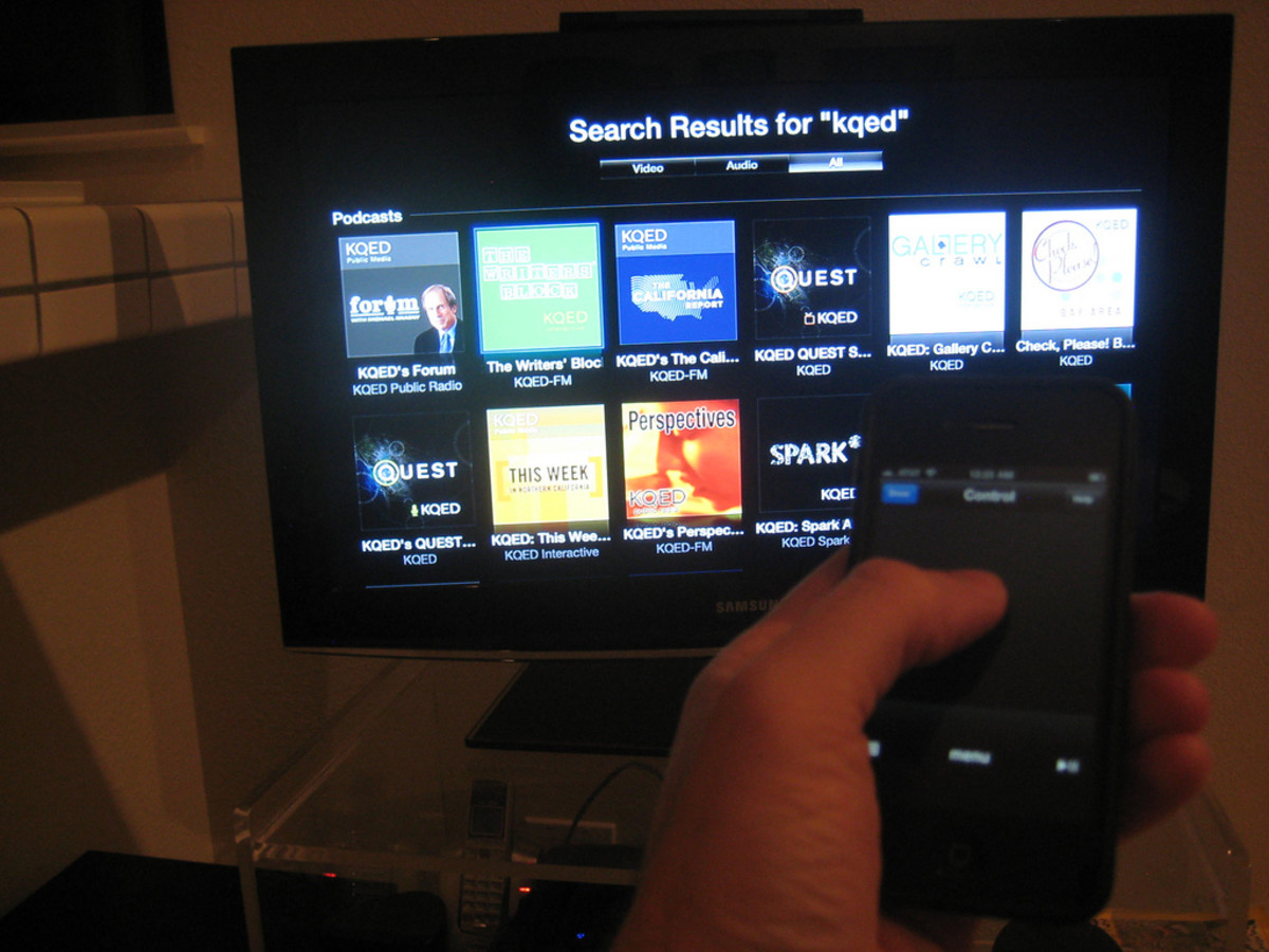 Take control of your Apple TV with your iPhone