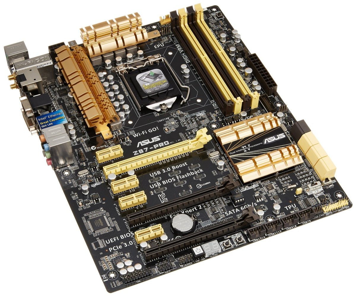 ASUS Z87 Pro 1150 Motherboard