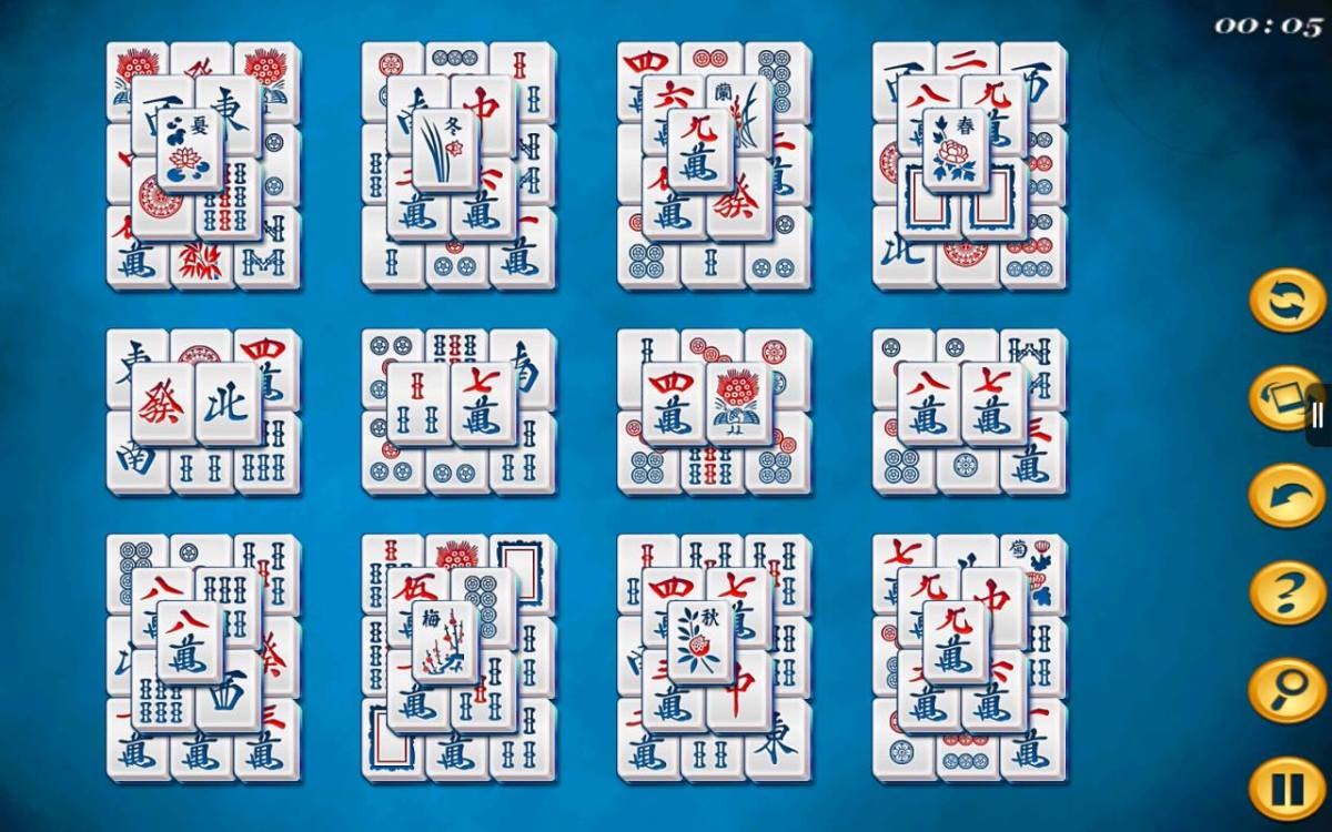 Mahjong Deluxe HD is a fun game that fans of this old Asian game will really dig.