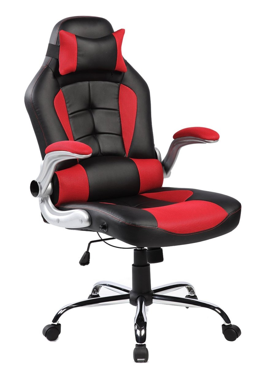 5 good budget gaming ergonomic office chairs 2018 turbofuture. Black Bedroom Furniture Sets. Home Design Ideas