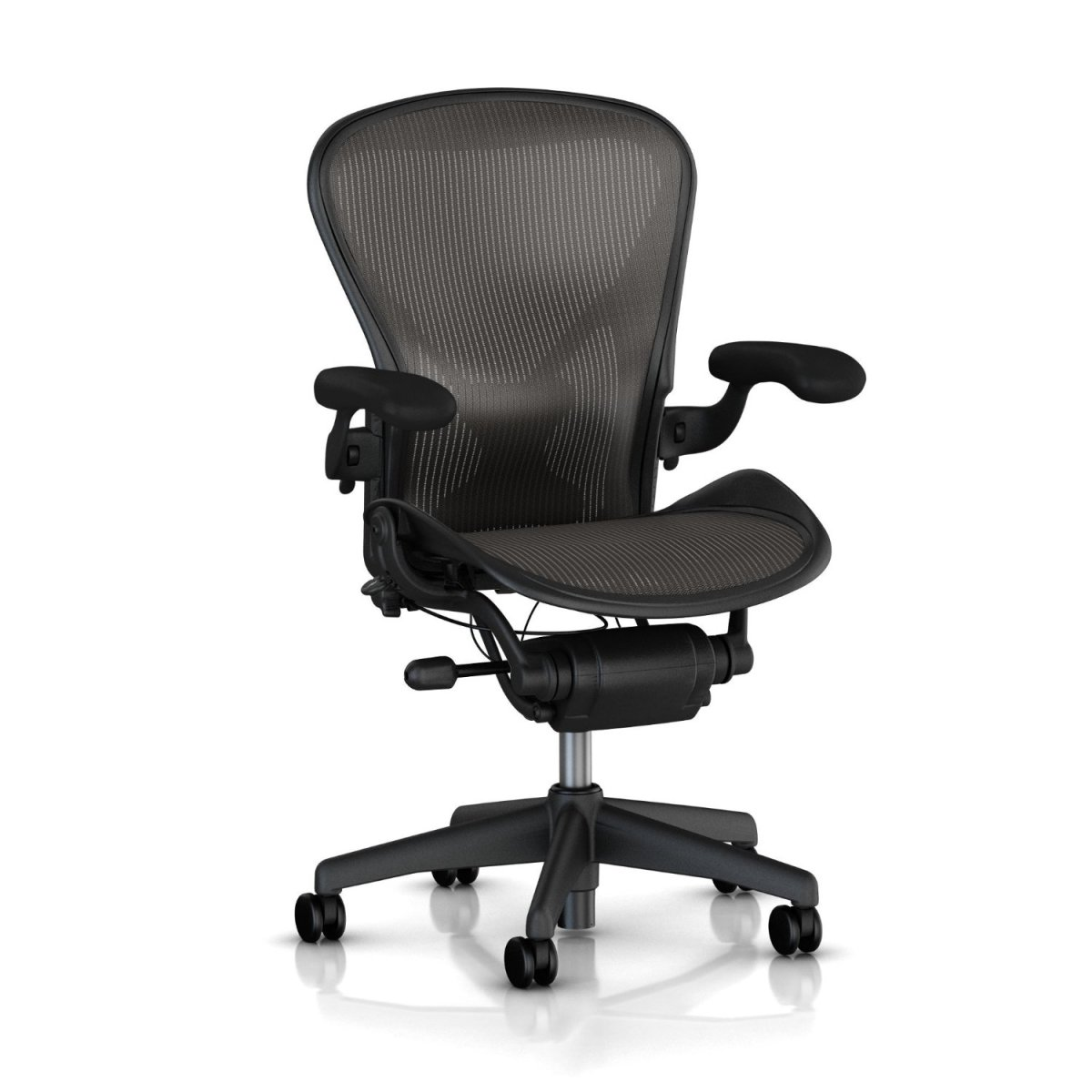 Want the best option available? I recommend Herman Miller's Aeron Chair for comfort, ergonomics, and durability.