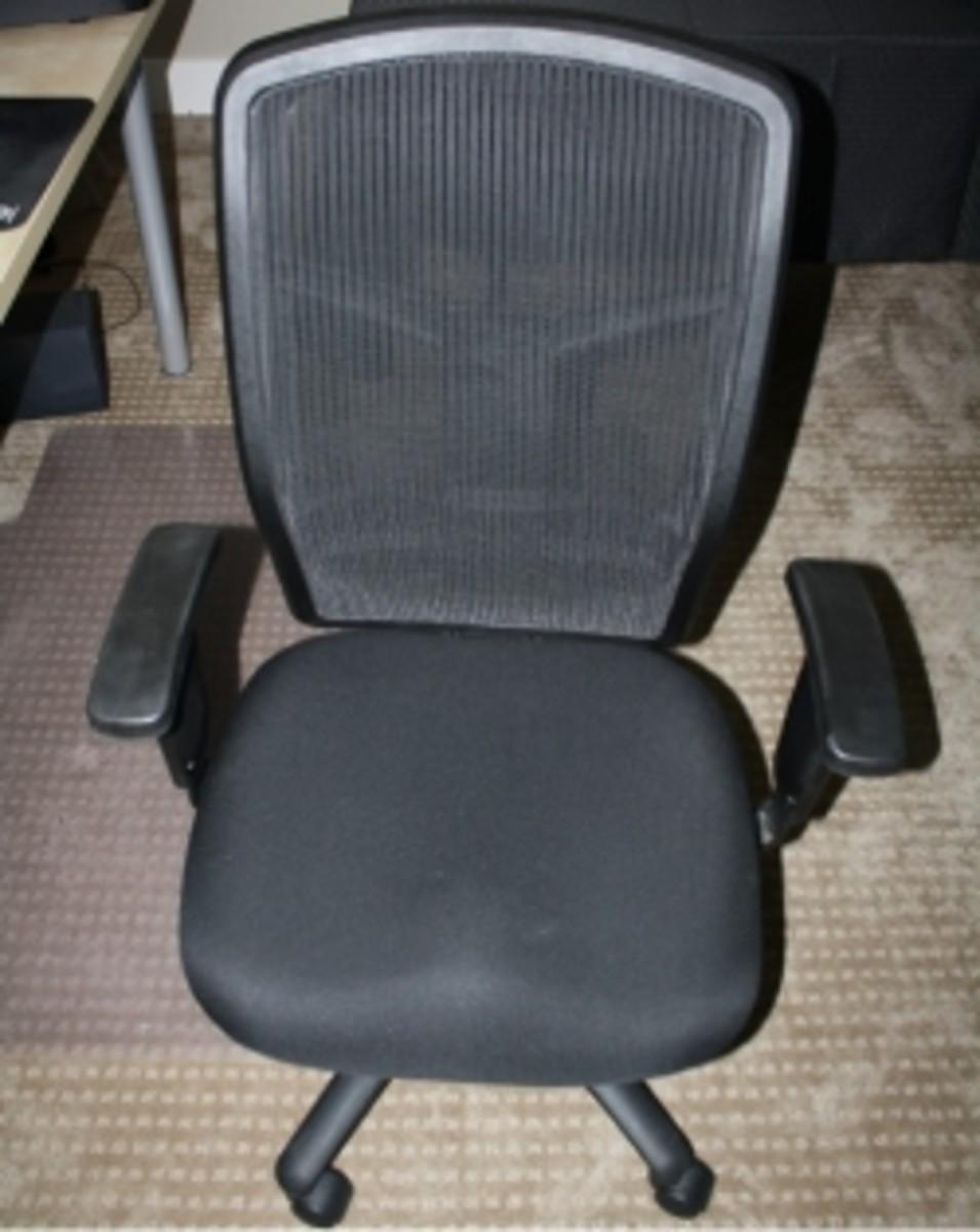 A Good Under $200 Ergonomic Mesh Gaming Chair