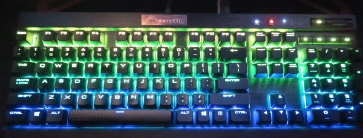 Best RTS and FPS Mechanical Keyboards for PC Gaming 2018