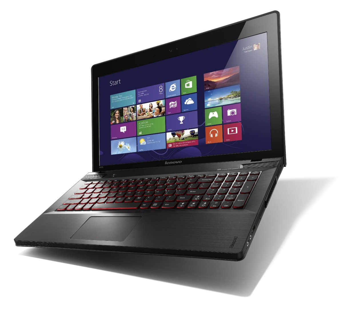 Lenovo makes powerful, relatively inexpensive laptops for daily tasks, gaming, video and graphics editing.