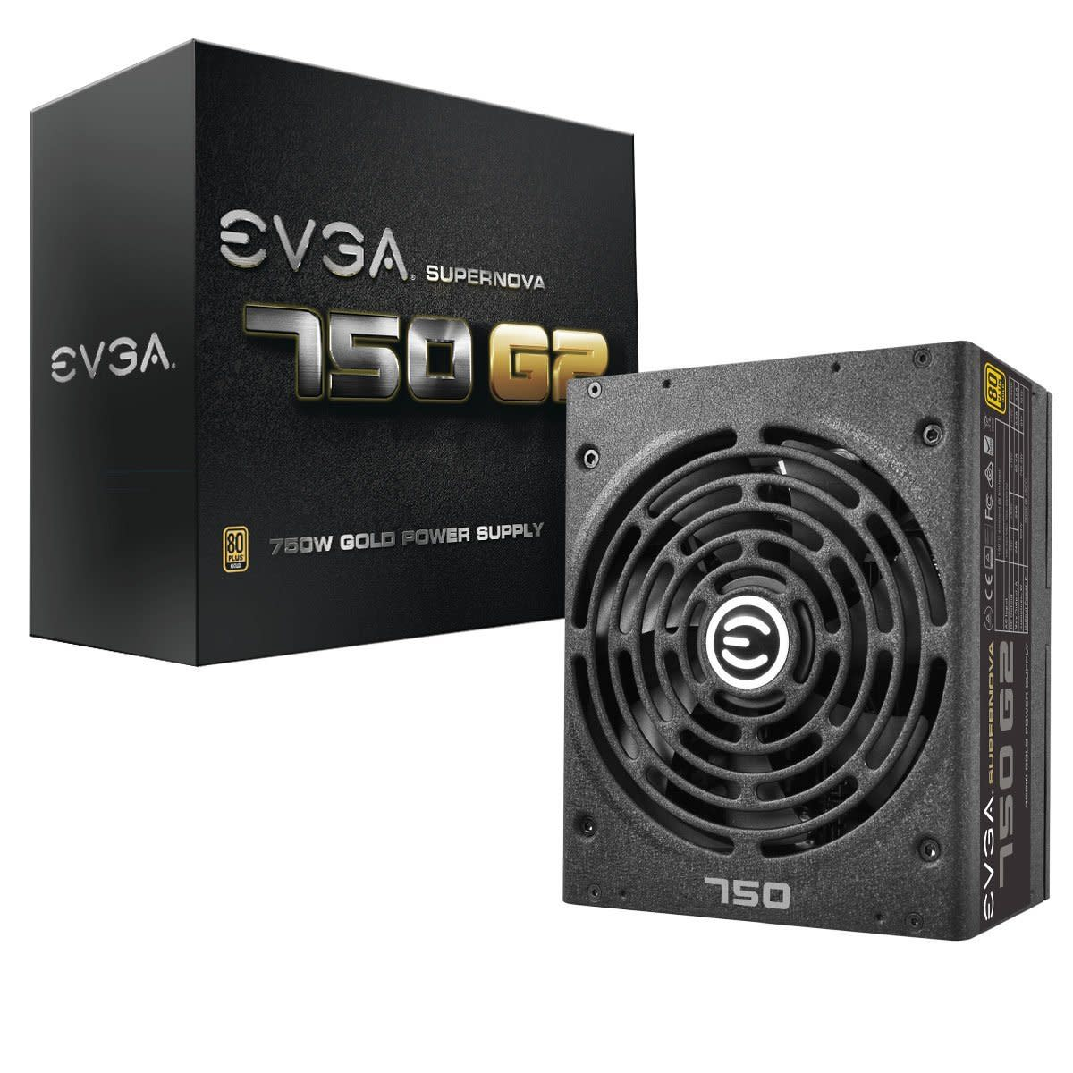 EVGA's SupserNova series gives you a tier 1 Gold certified option at an affordable price.