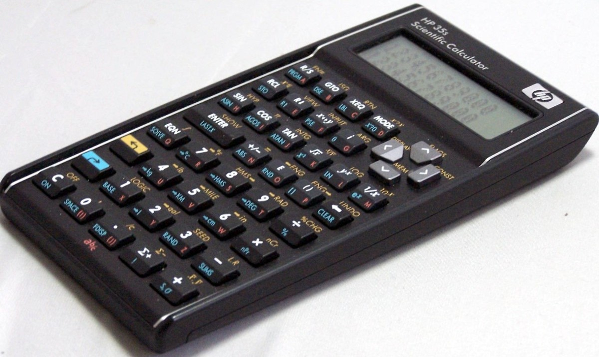 HP 35s- the key layout and key response are second to no other calculator on the NCEES approved calculator list.
