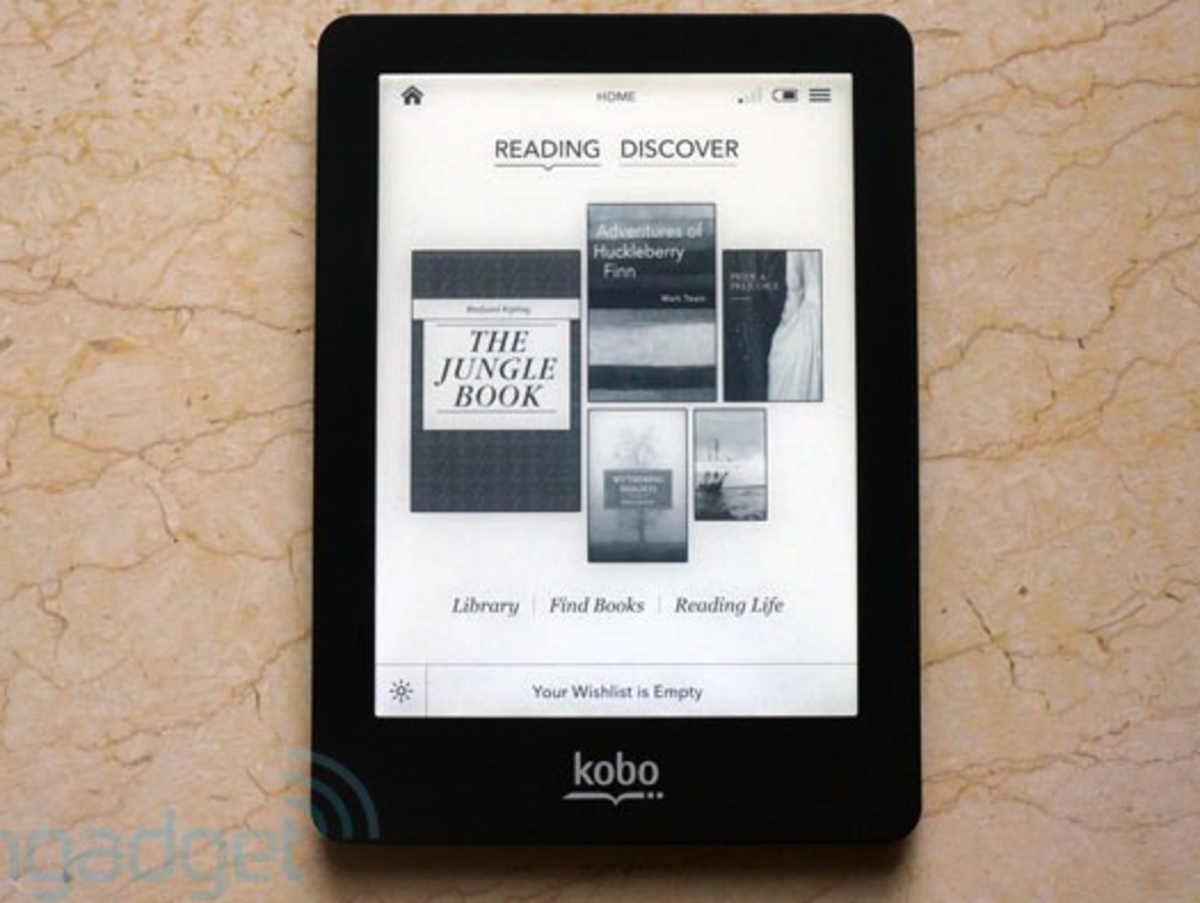 Kindle Vs Sony Reader: E-Reader Reviews: Kindle Paperwhite, Nook Glowlight, And