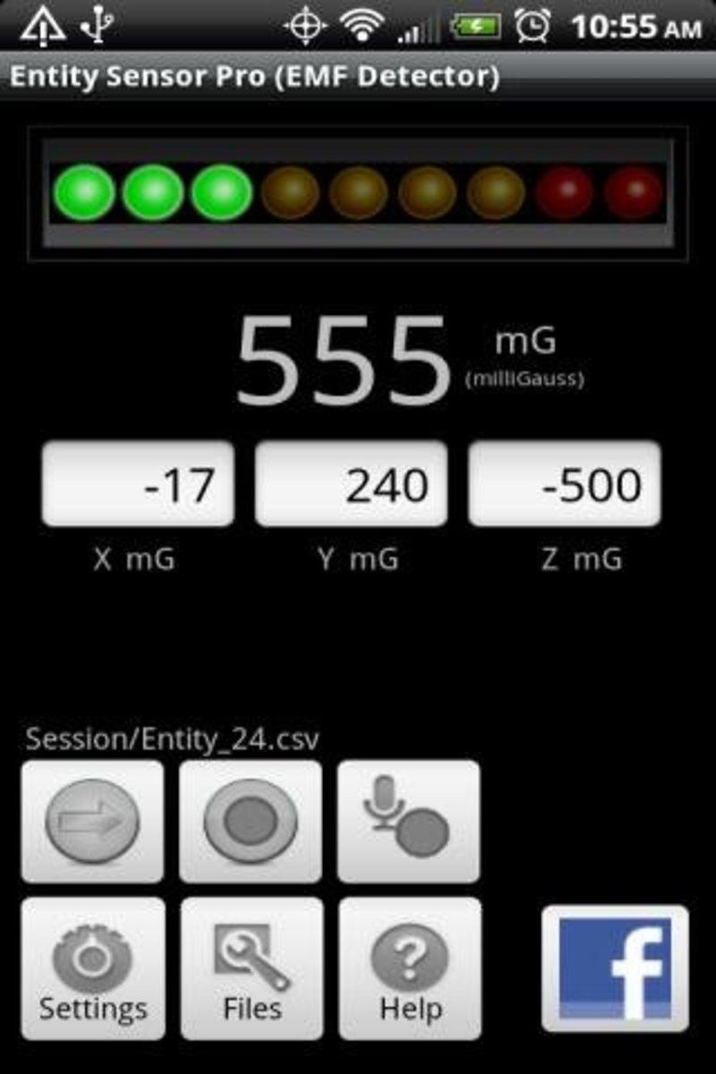 Entity Sensor Pro