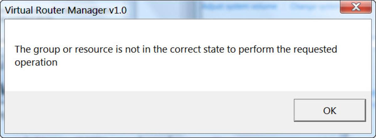 Erm......errors anyone?