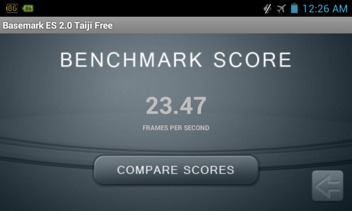 Basemark ES 2.0 Taiji