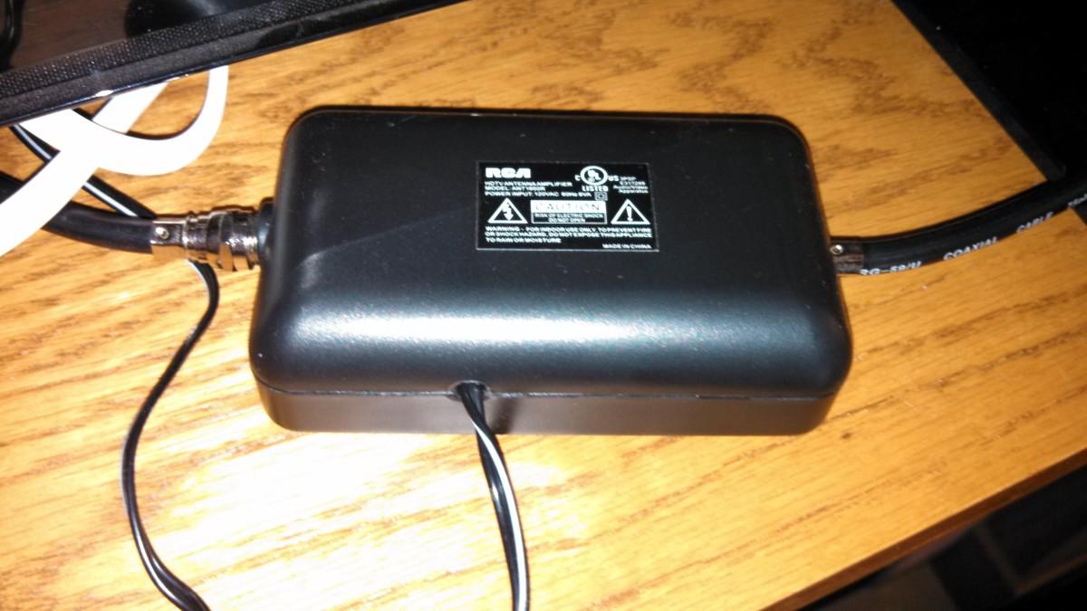 Indoor HDTV Amplifier