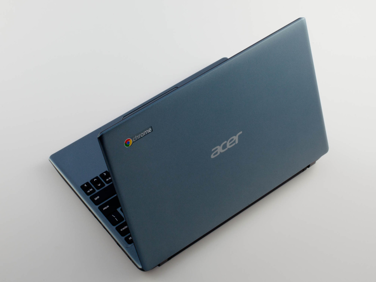Google Chromebooks are popular budget laptops for those spending most of their time online
