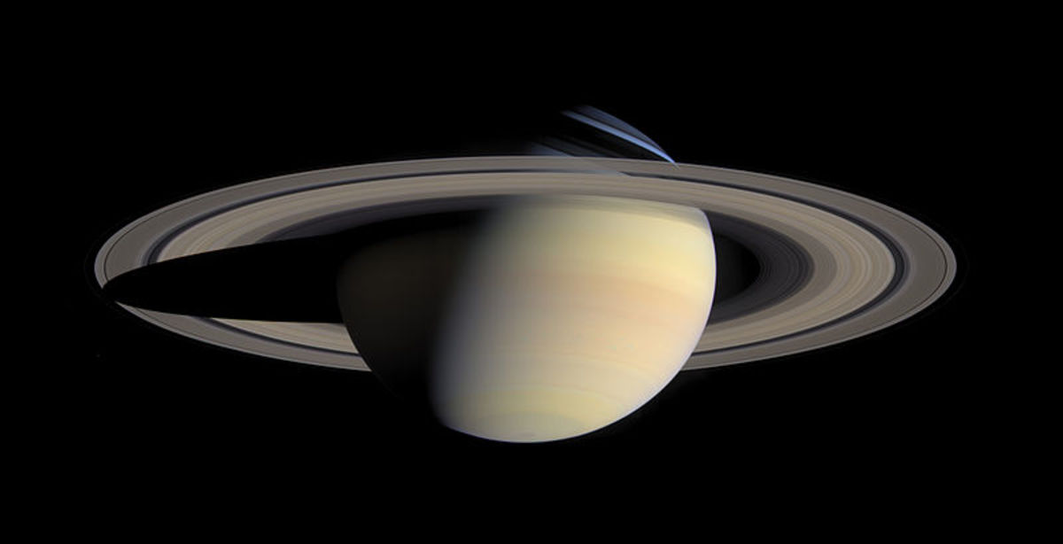 The auroras near Saturn's poles may be responsible for their creepy-sounding radio waves.