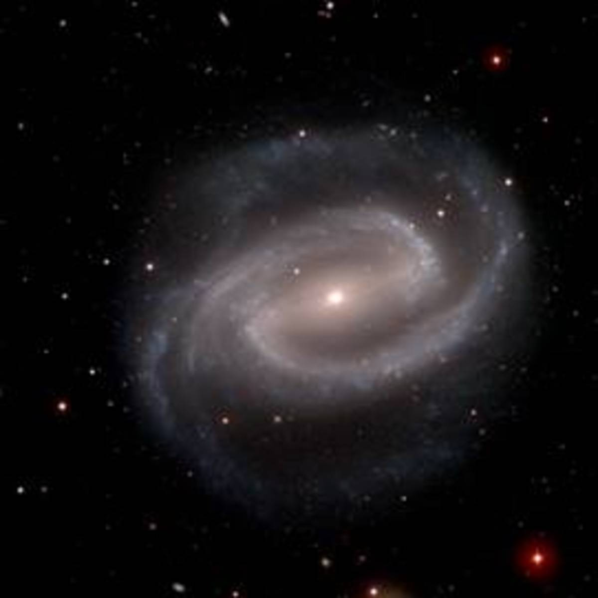 Every galaxy emits radio waves.
