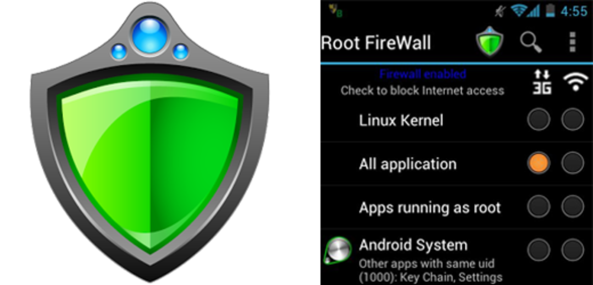 Root Firewall Pro can help you save bandwidth.