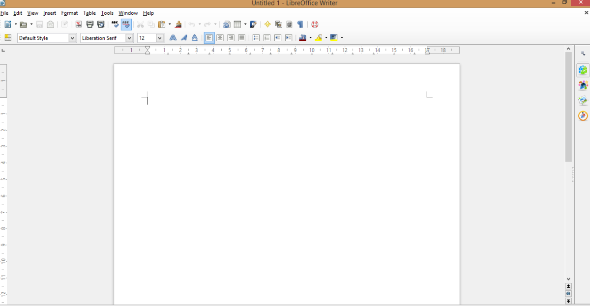 The Best Free Open Source Word Processors For Windows Turbofuture Technology