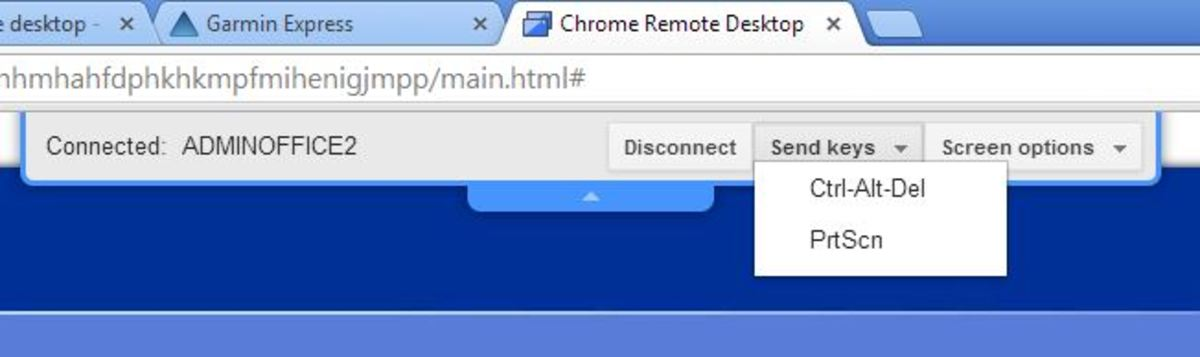 Using Chrome Remote Desktop to Replace LogMeIn Free