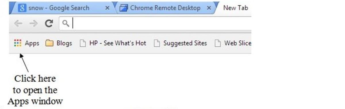 Using Chrome Remote Desktop to Replace LogMeIn Free | TurboFuture