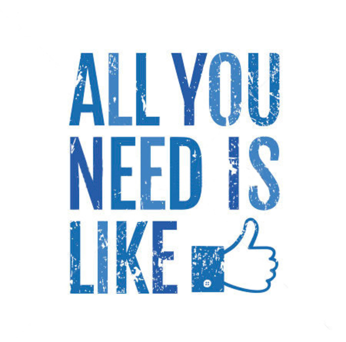 It's true! All you really need are lots of real likes to get better page ranking.