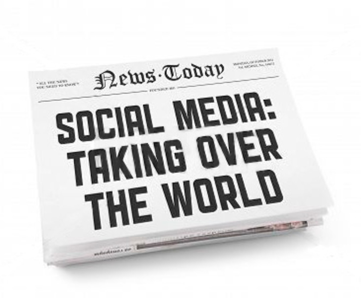 The successful rise in the popularity of social media shows us that people love to communicate and this means social media will get even bigger in the future.