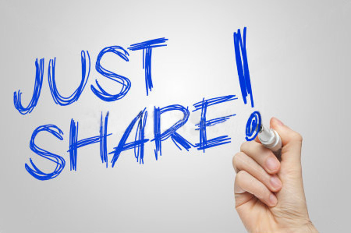 Don't be afraid to share content which works with a specific audience regularly.