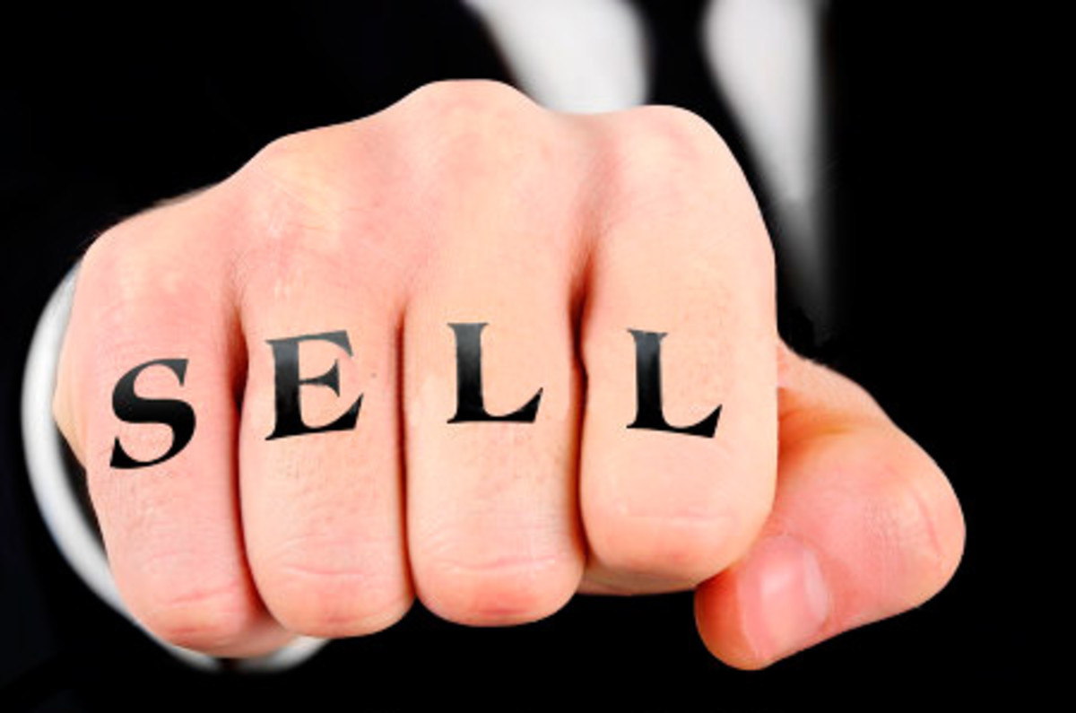 "No one likes a hard sell and these days, it can almost be called ""the social fist of death""."
