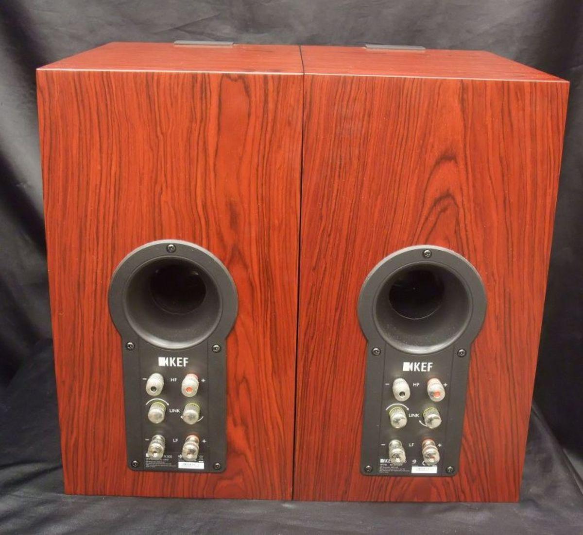 My KEF R300s