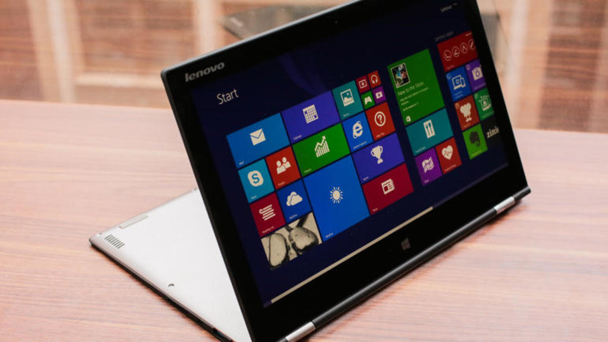 Lenovo Yoga 2 Pro: Set-up, Bug Fixes, and Updates - Windows 10
