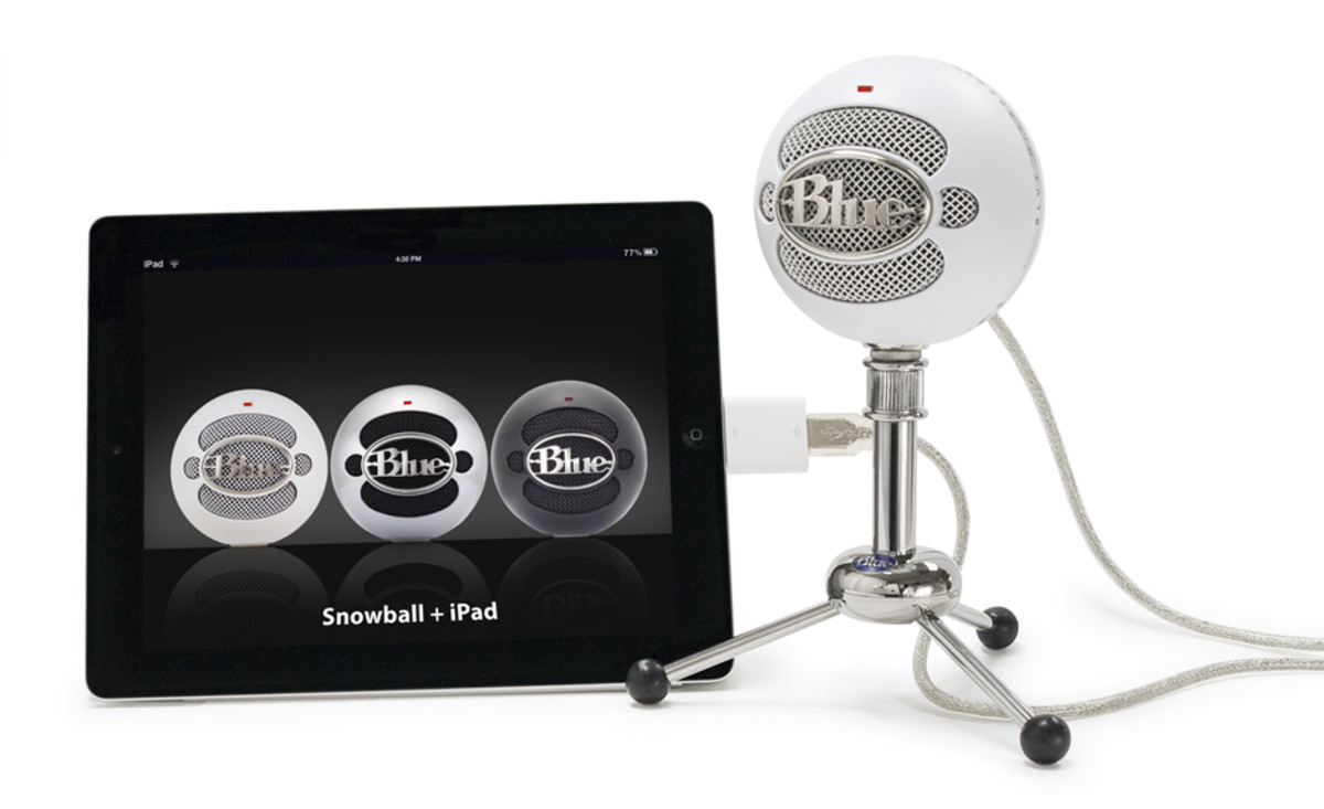 hook up microphone to ipad Top 30 devices and interfaces for ipad to create and perform with ipad connect all your pro audio gear to interface and microphone for ipad and.
