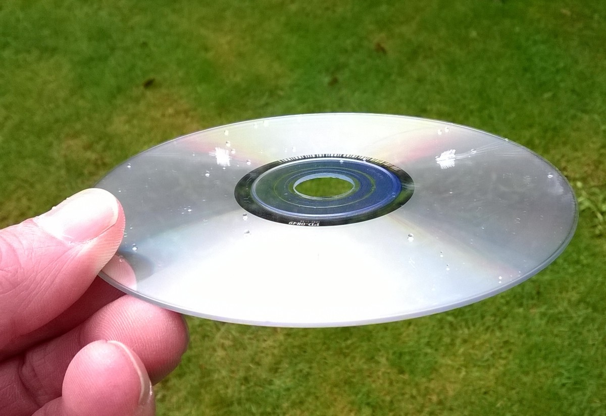 Polycarbonate CD